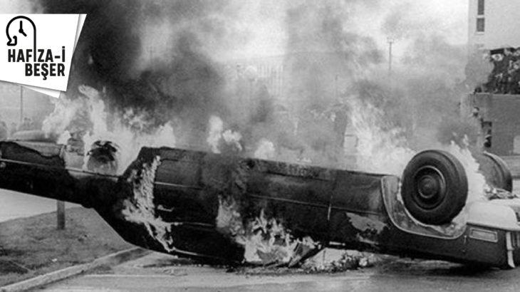 6 Ocak 1969: ODTÜ'de Komer'in arabası yakıldı
