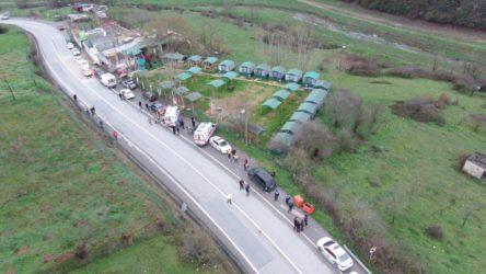 Valilik, 'İstanbul'da helikopter düştü' iddiasını yalanladı