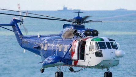 İBB şirketi Metro A.Ş.'ye 2012 yılında helikopter alınmış