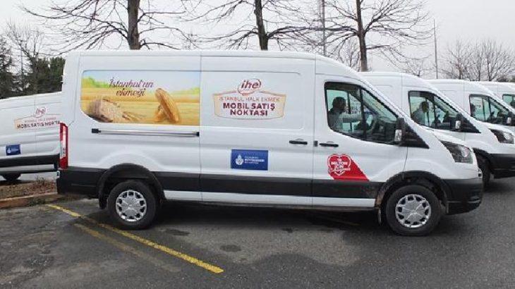 Bakanlıktan, 'İBB'nin mobil halk ekmek satışı yasaklandı' iddialarına yanıt