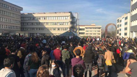 İçişleri'nden Boğaziçi Üniversitesi gözaltılarına ilişkin açıklama: Hadsiz slogan attılar