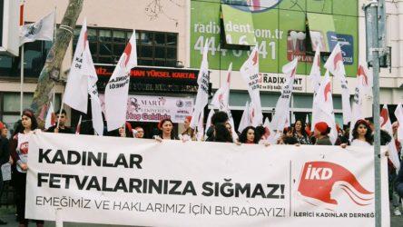 İstanbul Sözleşmesi tartışmalarına ilişkin İKD'den açıklama: Kadınların yaşam hakkı pazarlık konusu değildir