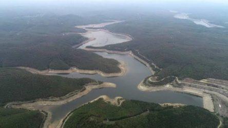 İstanbul'a yağışlar yaradı: Barajların doluluk oranında artış