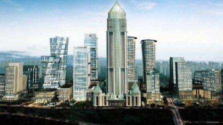 Merkez Bankası'nın parasıyla Avrupa'nın en yüksek binası yapılıyor: Yandaş şirkete milyar liralık ihale
