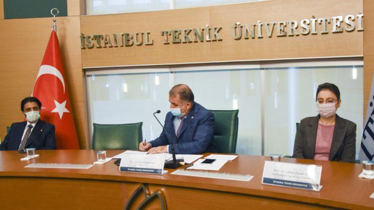 İTÜ rektörlüğü AKP'nin izinde
