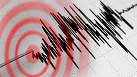 İzmir Seferihisar'da deprem