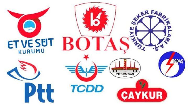 Milyarlarca liralık zarar açıklayan kamu kurumları AKP'lilerin kazanç kapısı oldu!