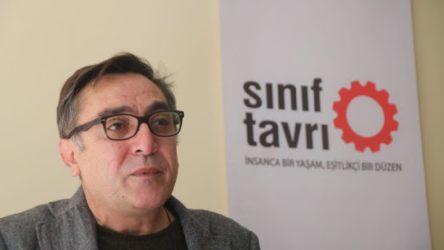 Sınıf Tavrı Sözcüsü Kemal Parlak'tan aşı açıklaması: Mücadelenin yükseltilmesi gerekiyor