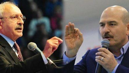 İçişleri Bakanlığı'ndan Kılıçdaroğlu hakkında suç duyurusu