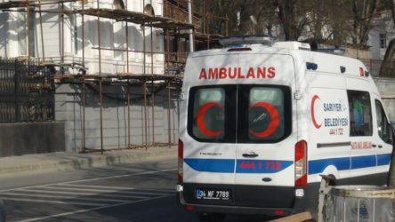 Rus Konsolosluğu'nda bir işçi ölü bulundu