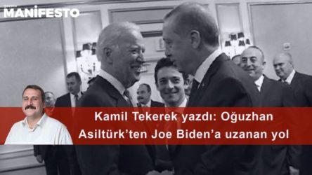 Oğuzhan Asiltürk'ten Joe Biden'a uzanan yol