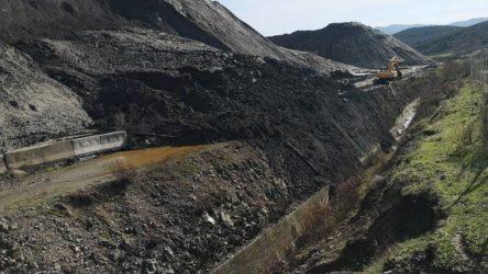 Madenin atık havuzu çöktü, ağır metaller içme suyu barajına karıştı!