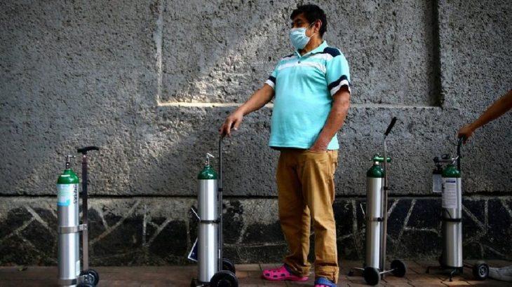 Meksika'da bir hastanede oksijen tüpleri bozuldu, 36 koronavirüs hastası öldü