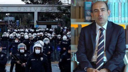 AKP'nin kayyum rektörü Melih Bulu yineledi: Asla istifayı düşünmüyorum