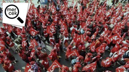 MERCEK | Hindistan'da işçi ve köylü direnişi