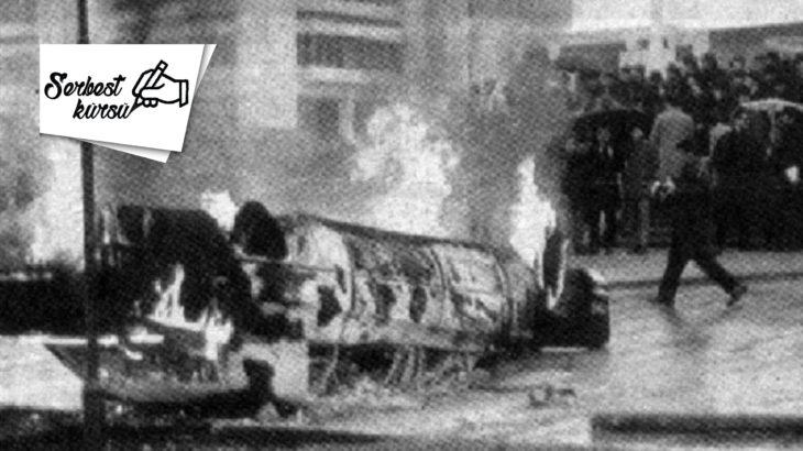 SERBEST KÜRSÜ | Gençlik, 1969'dan beri ayakta!