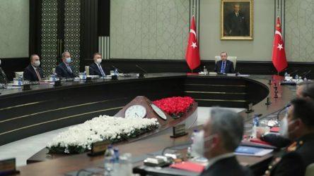 Milli Güvenlik Kurulu toplantısı sona erdi: Bildiride