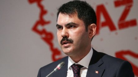 Bakan Kurum, 'Kanal İstanbul' için tarih verdi