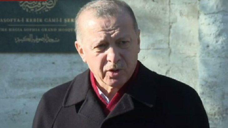 Erdoğan'ın sözlerinin ardından Sözcü gazetesine soruşturma