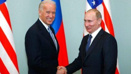 Putin ve Biden arasında telefon görüşmesi