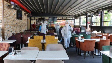 Kafe ve restoranlar açılıyor