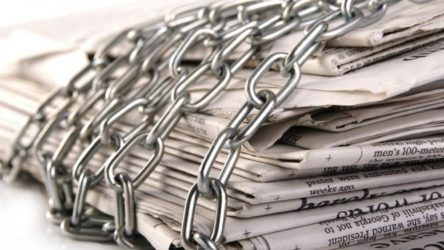 TGC: 10 Ocak'ta basın ve düşünceyi ifade özgürlüğünden söz edemiyoruz
