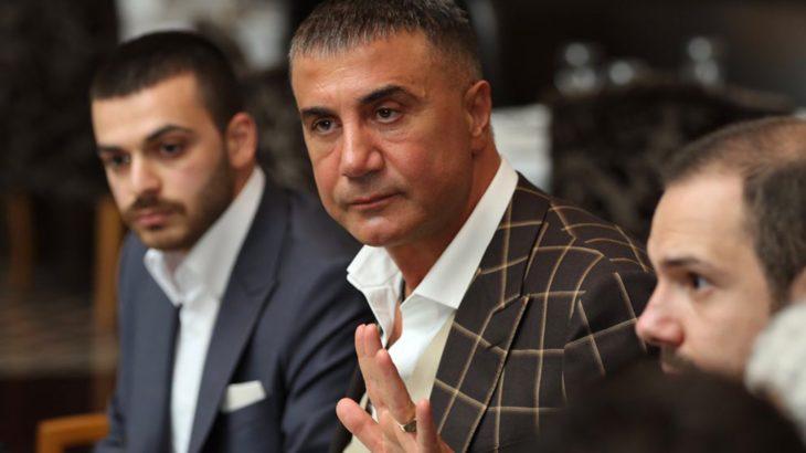Sedat Peker, Jandarma'nın açıklamasına yanıt verdi