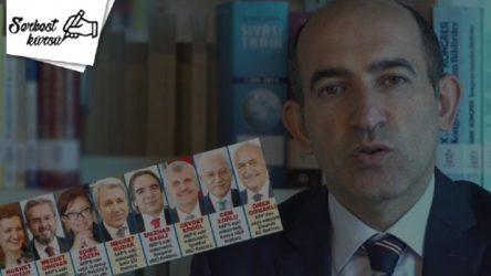 AKP'li rektör, üniversiteler ve yaklaşım üzerine