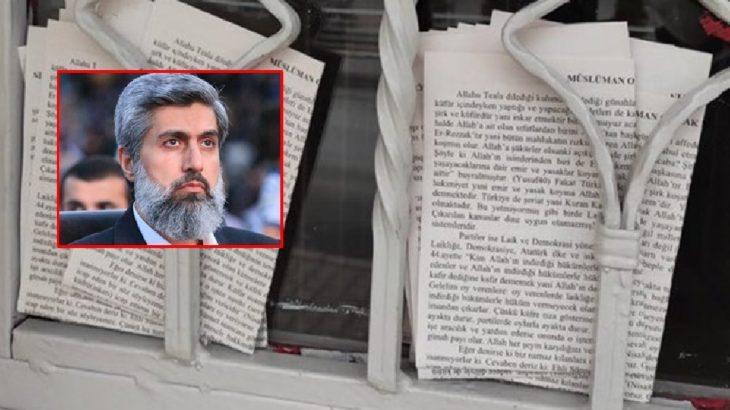 Şeriat bildirilerinde 'Furkan Vakfı' iddiası