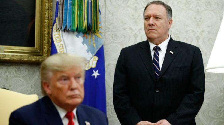 Çin'den, Trump ve Pompeo için yaptırım kararı