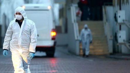 Türkiye'de son 24 saatte koronavirüs kaynaklı 128 can kaybı, 6 bin 562 yeni vaka