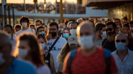 Türkiye'de bugün 169 kişi hayatını kaybetti, 8 bin 314 yeni vaka
