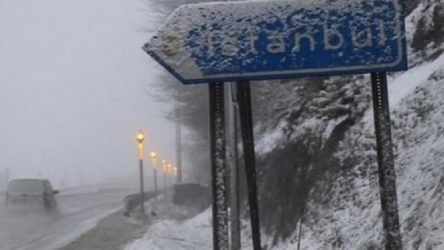 Meteoroloji: İstanbul'a kar geliyor açıklamaları bilgimiz dışında yapılmıştır