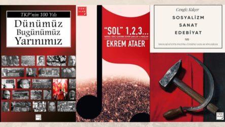 Yeni Ülke Yayınları'ndan 2021 yılı mesajı ve yeni kitapları