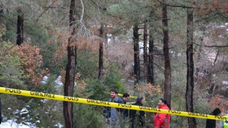 Kırklareli'nde ormanda donarak ölmüş 2 kişinin cesedi bulundu