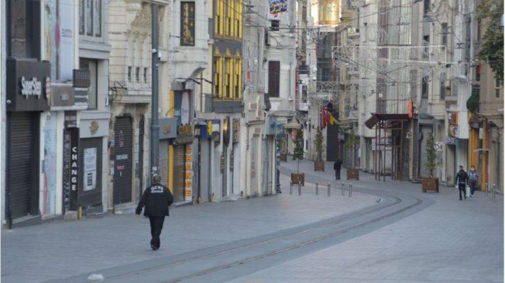 İçişleri Bakanlığı'ndan sokağa çıkma yasağı açıklaması
