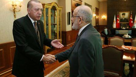 Erdoğan'dan AKP'nin kongresinde Saadet Partili isme selam