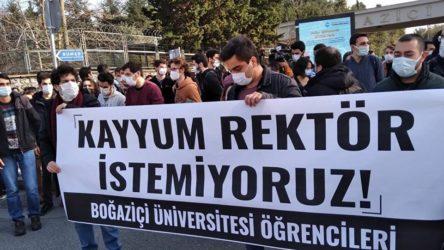 Boğaziçi Üniversitesi'ne polis yığınağı!