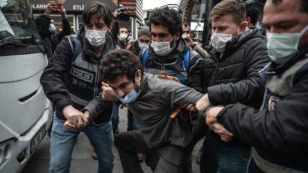 Tutuklama talebiyle mahkemeye sevk edilen 33 kişi adli kontrol şartıyla serbest