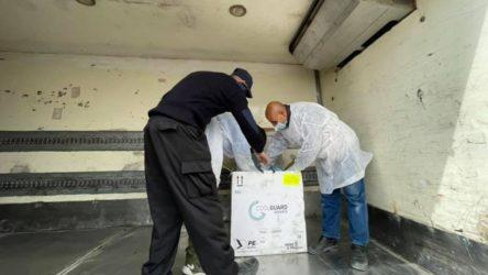 2 bin doz Rus aşısı Filistin'de