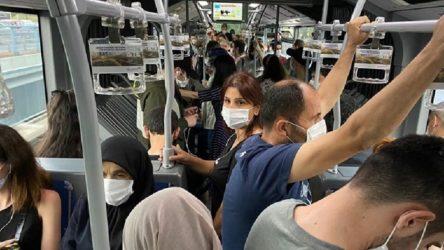 İstanbul'da toplu taşıma yasağına yeni düzenleme