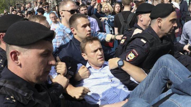 Navalniy neyin nesidir?