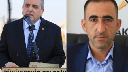 """AKP'li Beyazgül'e """"Oğlun çuval çuval para götürüyor"""" diyen AKP'li Savacak özür diledi"""