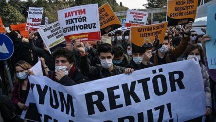 Boğaziçi direnişine destek veren Kocaeli Üniversitesi öğrencilerine soruşturma