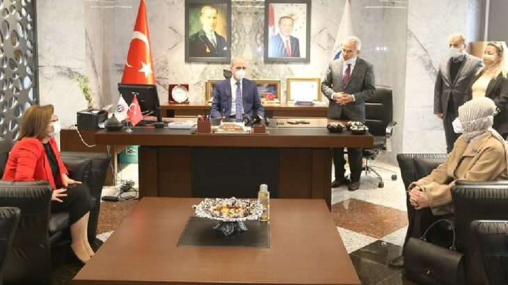 Rektör değil AKP il başkanı!