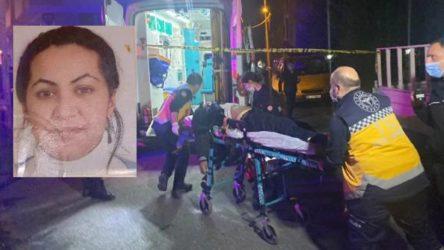 Ümraniye'de kadın cinayeti: Tartıştığı eşini silahla öldürdü