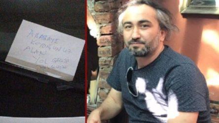 Yanlış yere park eden savcının aracına not bıraktığı için gözaltına alınan yurttaştan 'silecek' iddialarına yanıt