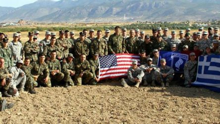'ABD, Yunanistan'daki askeri varlığını artırmak istiyor'