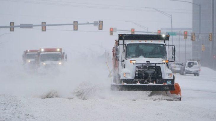 ABD kutup soğuklarına teslim: 38 kişi hayatını kaybetti