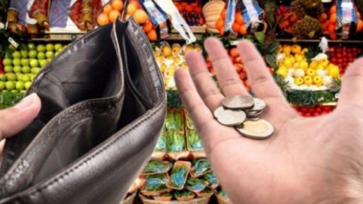 BİSAM: Açlık sınırı 2 bin 584 lira, yoksulluk sınırı 8 bin 939 lira
